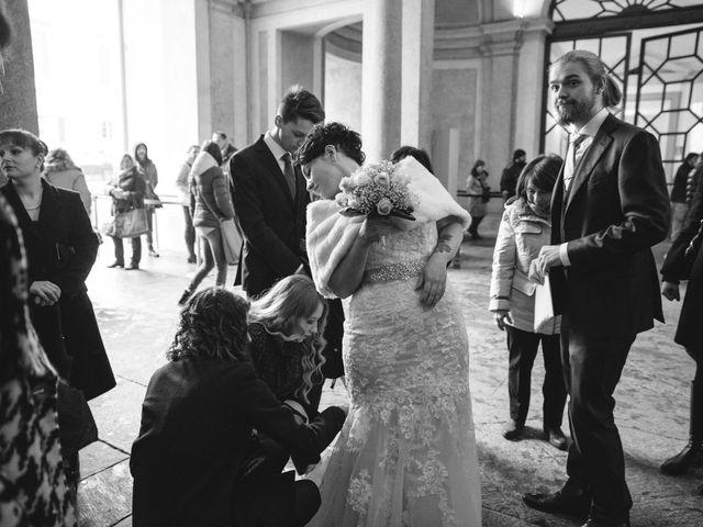 Il matrimonio di Jonne e Martina a Milano, Milano 4