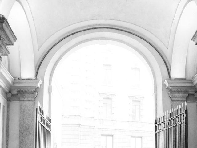 Il matrimonio di Jonne e Martina a Milano, Milano 5