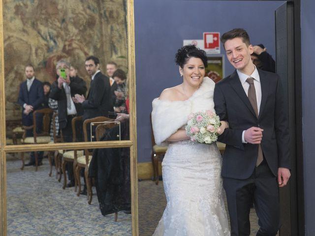Il matrimonio di Jonne e Martina a Milano, Milano 7
