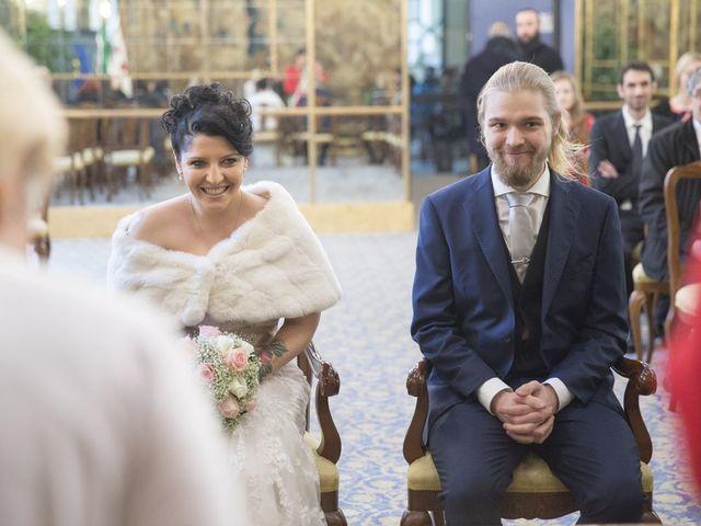 Il matrimonio di Jonne e Martina a Milano, Milano 8