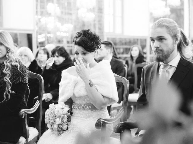 Il matrimonio di Jonne e Martina a Milano, Milano 9
