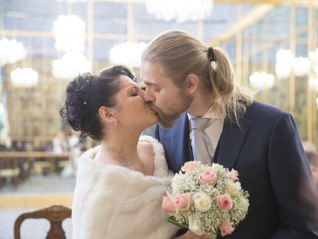 Il matrimonio di Jonne e Martina a Milano, Milano 13