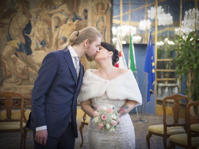 Il matrimonio di Jonne e Martina a Milano, Milano 16