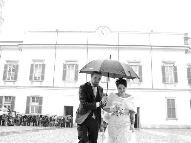Il matrimonio di Jonne e Martina a Milano, Milano 17