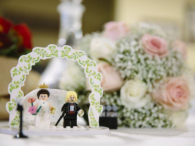Il matrimonio di Jonne e Martina a Milano, Milano 18