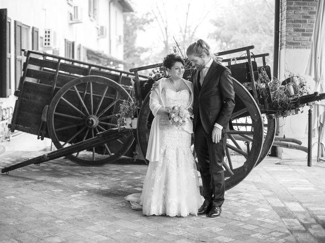 Il matrimonio di Jonne e Martina a Milano, Milano 21