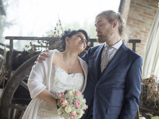 Il matrimonio di Jonne e Martina a Milano, Milano 22