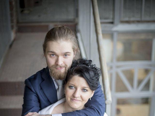 Il matrimonio di Jonne e Martina a Milano, Milano 24
