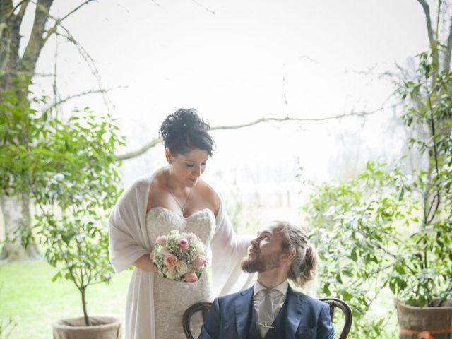 Il matrimonio di Jonne e Martina a Milano, Milano 25