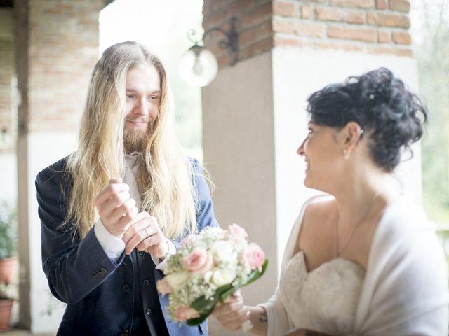 Il matrimonio di Jonne e Martina a Milano, Milano 26