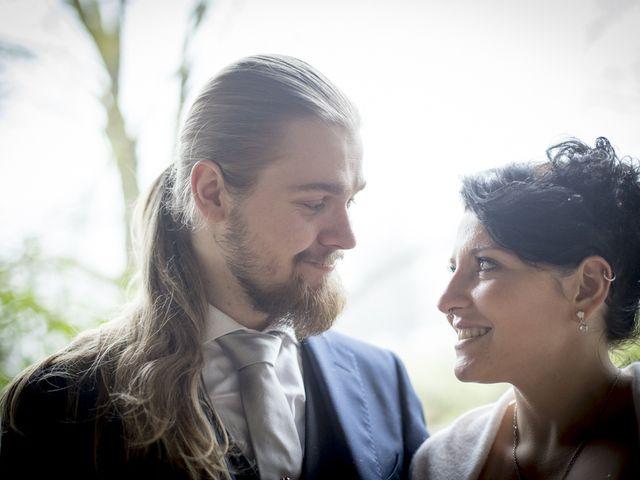 Il matrimonio di Jonne e Martina a Milano, Milano 27