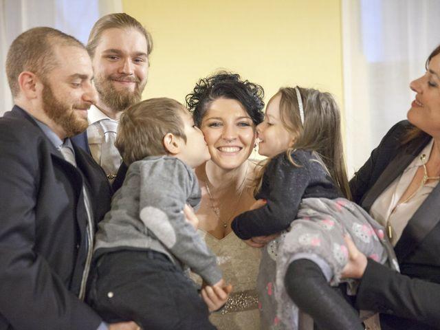 Il matrimonio di Jonne e Martina a Milano, Milano 30