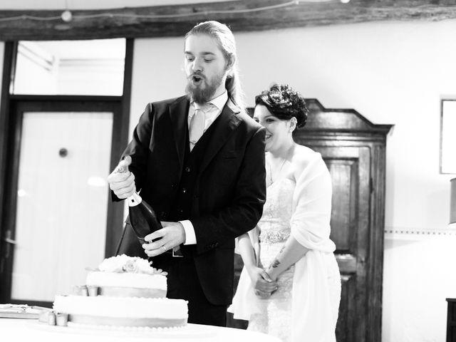 Il matrimonio di Jonne e Martina a Milano, Milano 31
