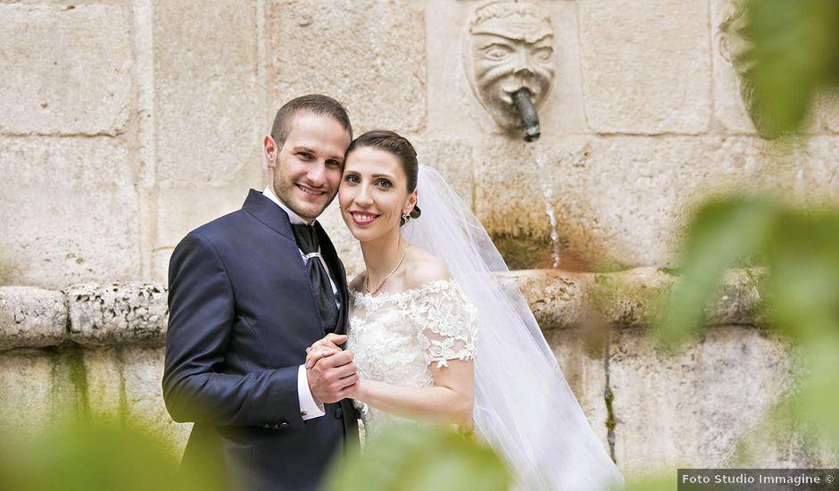 Il matrimonio di Marco e Laura a Scanno, L'Aquila