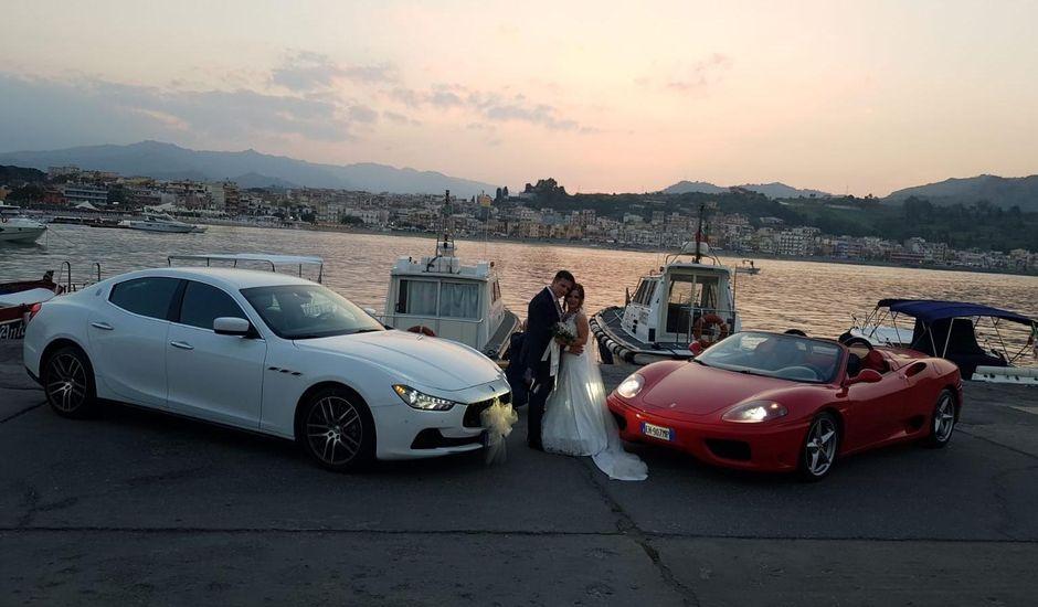 Il matrimonio di Federica e Matteo a Messina, Messina