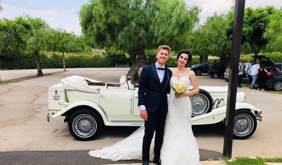 Il matrimonio di Selenia e Marco a Regalbuto, Enna