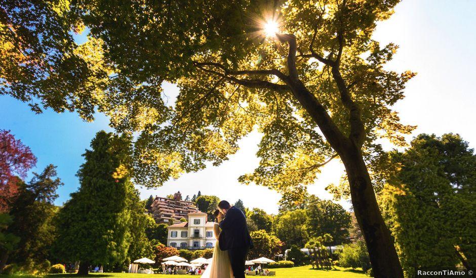Il matrimonio di Giuseppe e Cristina a Belgirate, Verbania