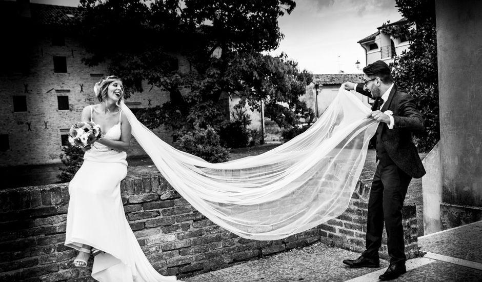 Il matrimonio di Massimo e Monique a Motta di Livenza, Treviso