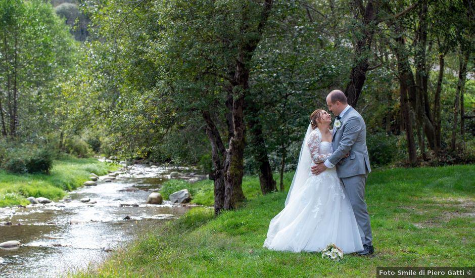 Il matrimonio di Mattia e Federica a Armeno, Novara