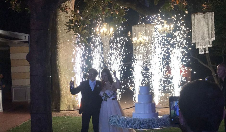 Il matrimonio di Massimo e Misa a Pagani, Salerno