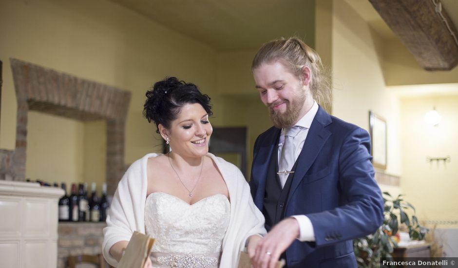 Il matrimonio di Jonne e Martina a Milano, Milano