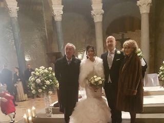 Le nozze di Elka e Nicola