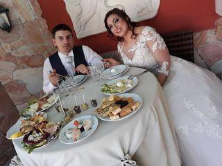 le nozze di Giada e Marco 2