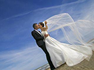 Le nozze di Lorella e Marco