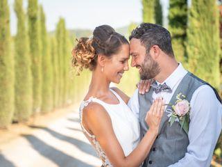 Le nozze di Rachel e Samuel