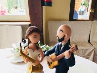 Le nozze di Francesca e Ferraro 1