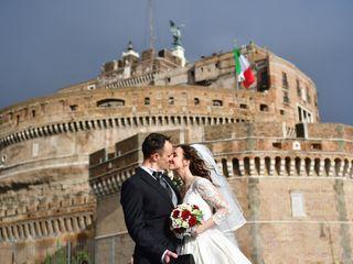 Le nozze di Vincenzo e Ilaria