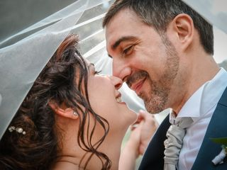 Le nozze di Claudio e Stefania