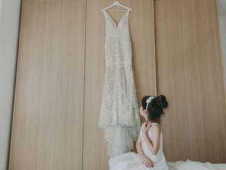 Le nozze di Stefania e Sandro 1