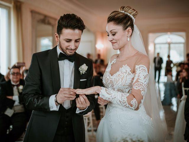 Il matrimonio di Gian Luca e Floriana a Bassano Romano, Viterbo 20