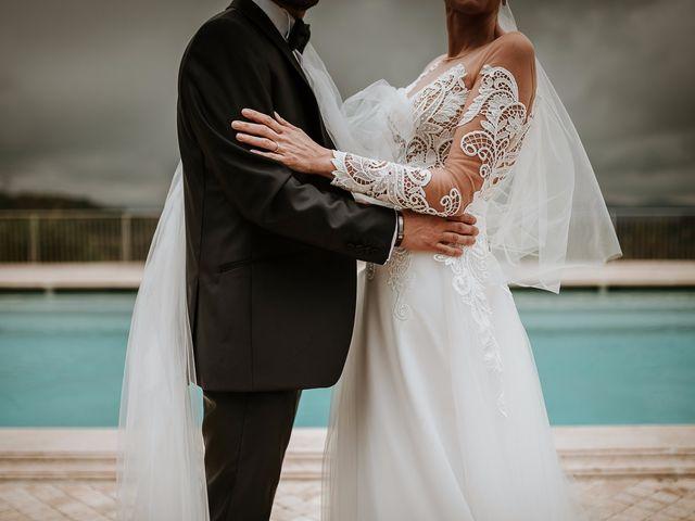 Il matrimonio di Gian Luca e Floriana a Bassano Romano, Viterbo 22