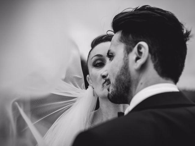 Il matrimonio di Gian Luca e Floriana a Bassano Romano, Viterbo 23