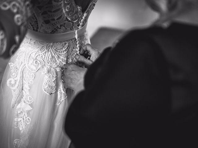 Il matrimonio di Gian Luca e Floriana a Bassano Romano, Viterbo 30