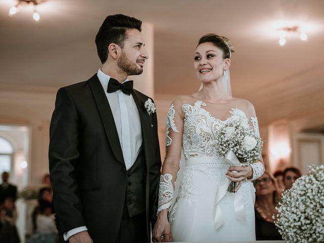 Il matrimonio di Gian Luca e Floriana a Bassano Romano, Viterbo 34