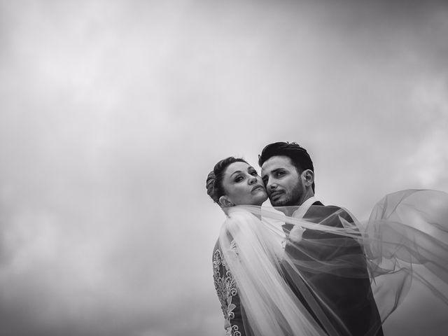 Il matrimonio di Gian Luca e Floriana a Bassano Romano, Viterbo 38
