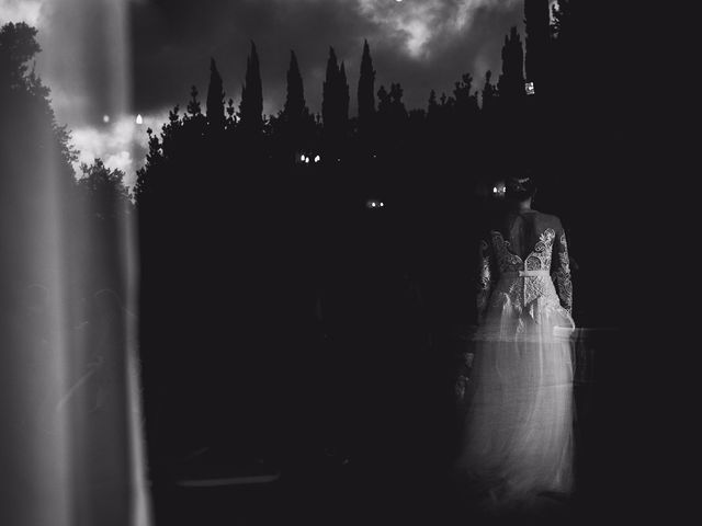 Il matrimonio di Gian Luca e Floriana a Bassano Romano, Viterbo 40