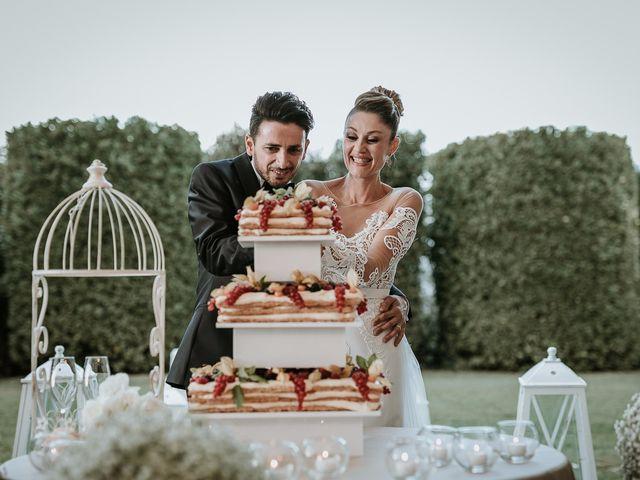 Il matrimonio di Gian Luca e Floriana a Bassano Romano, Viterbo 41