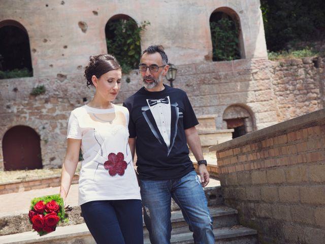Il matrimonio di Fausto e Ambra a Roma, Roma 19