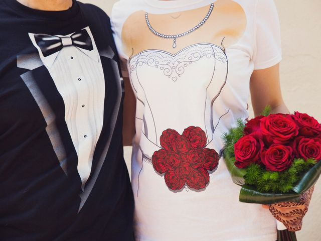 Il matrimonio di Fausto e Ambra a Roma, Roma 20