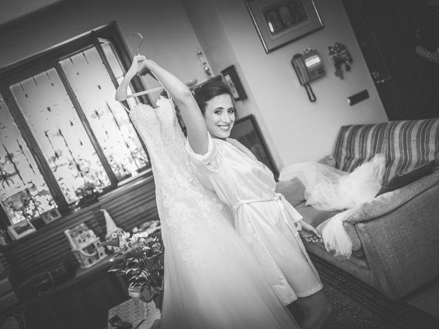 Il matrimonio di Manuele e Martina a Brugherio, Monza e Brianza 18
