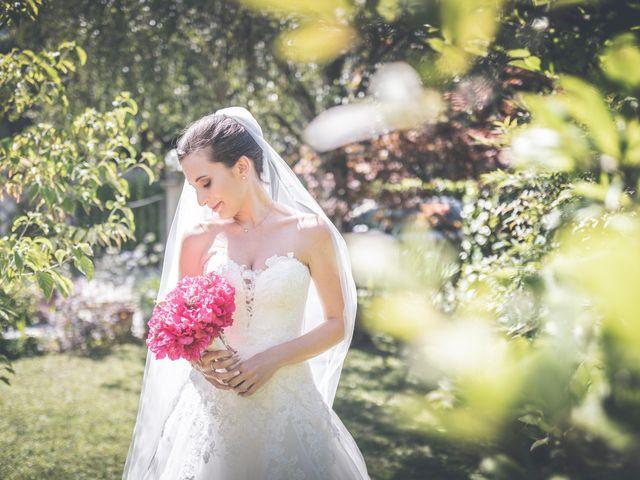 Il matrimonio di Manuele e Martina a Brugherio, Monza e Brianza 20