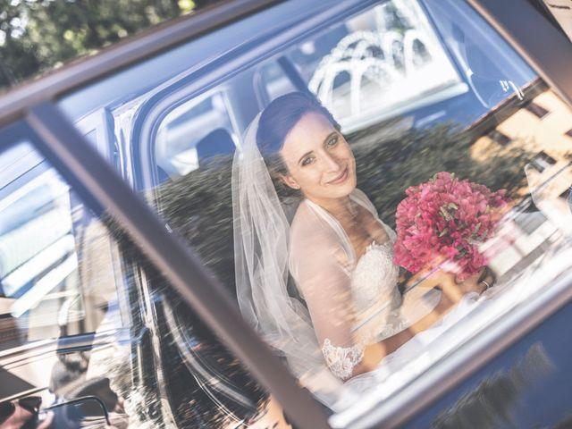 Il matrimonio di Manuele e Martina a Brugherio, Monza e Brianza 21