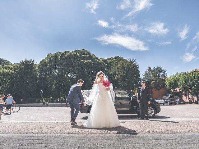 Il matrimonio di Manuele e Martina a Brugherio, Monza e Brianza 22