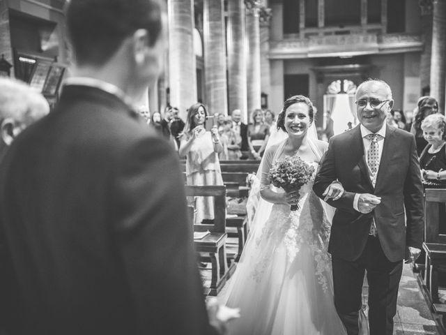 Il matrimonio di Manuele e Martina a Brugherio, Monza e Brianza 24