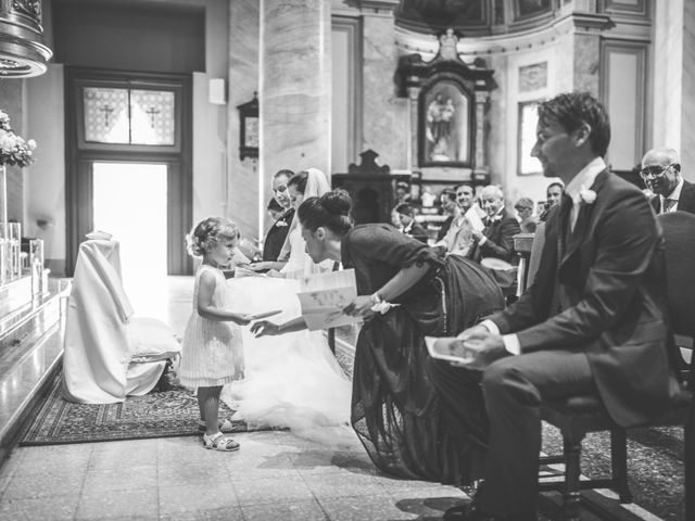Il matrimonio di Manuele e Martina a Brugherio, Monza e Brianza 28