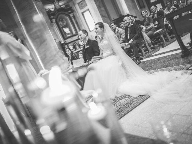 Il matrimonio di Manuele e Martina a Brugherio, Monza e Brianza 29